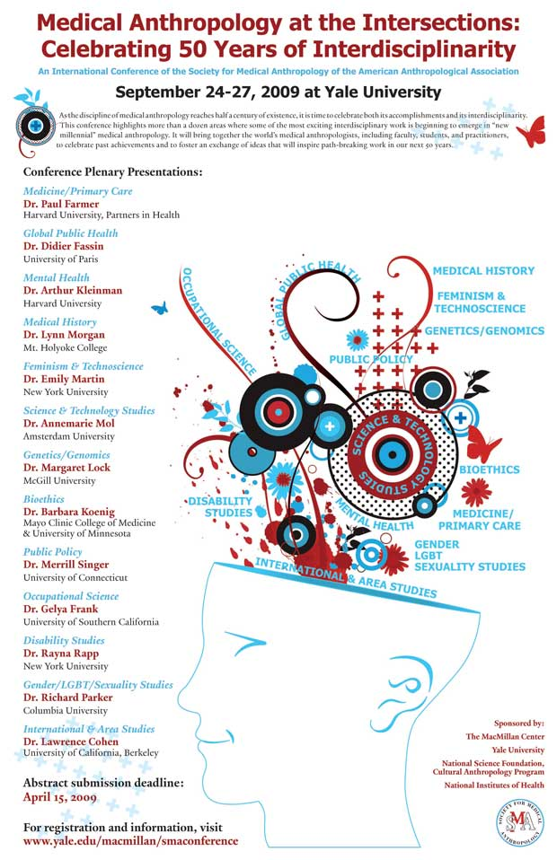 Medical Anthropology and the Intersections - Conference Poster